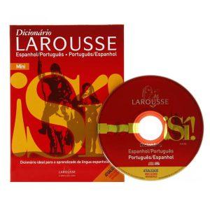 Dicionário Larousse De Português / Espanhol ( com CD-Rom )